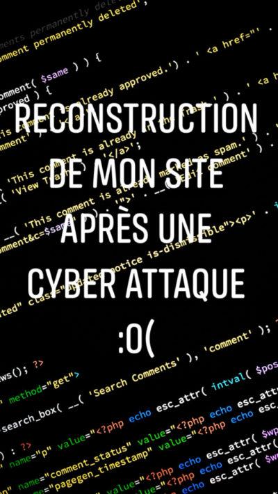 Cyber attaque site David Arraez