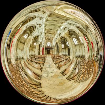 Voici une visite virtuel de l'Eglise Abbatiale de Saint-Pierre-sur-Dives