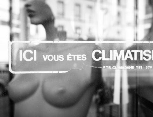 Paris climatisée …