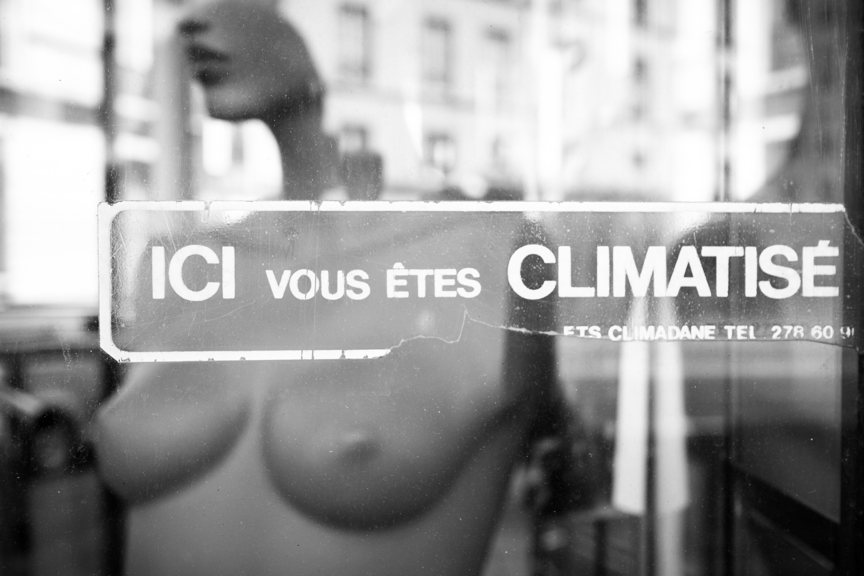 Paris climatisée ...
