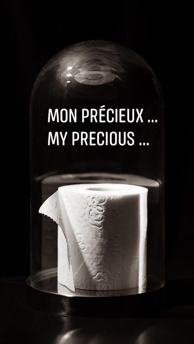 Mon Précieux - My Precious