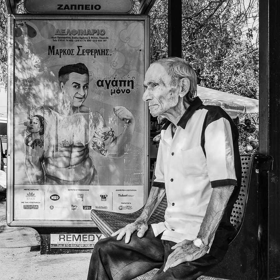 Athens street photography