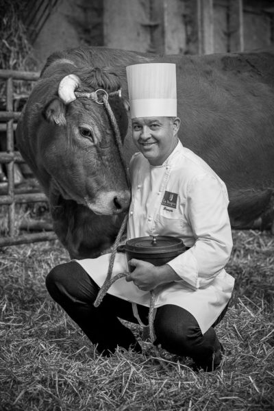 Chef Francois Teissoniere