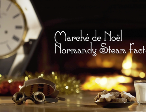 Normandy Steam Factory – Marché de Noël 2019