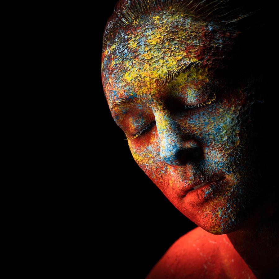 Of Lomo -2021 - Maquillage Léa Arraez