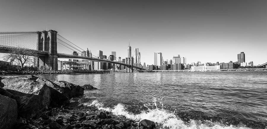 Street Photography Brooklyn Bridge New York