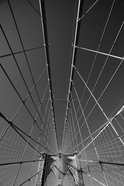 Street Photography Brooklyn Bridge New York