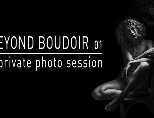 Beyond Boudoir 01 – une séance photo privée