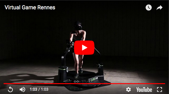 Virtual Gamme Rennes Video