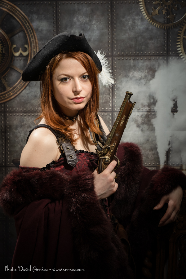 Steampunk Photography - Normannia 2019